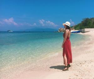 Hòn Nội- điểm mới trong du lịch Nha Trang