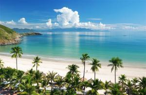 Những bãi tắm ở Nha Trang