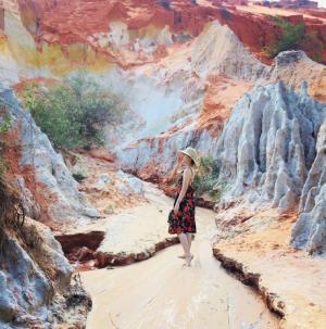 Suối Tiên Mũi Né - cảnh đẹp chốn Bồng Lai