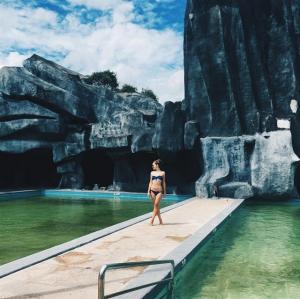 Khu du lịch suối nước nóng Bình Châu - Vũng Tàu