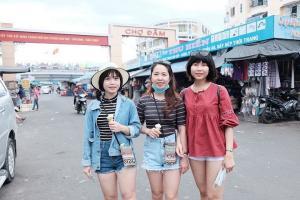 Chợ Đầm - điểm mua sắm nhộn nhịp khi du lịch Nha Trang