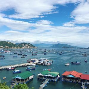 Tour du lịch Bình Ba 2 ngày 2 đêm: Đảo Tôm Hùm