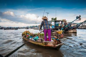 Tour du lịch miền Tây 2 Ngày 1 Đêm: Tiền Giang – Bến Tre – Cần Thơ