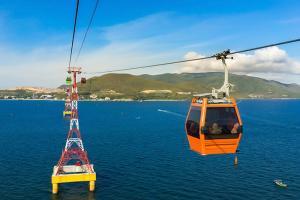 Tour du lịch Nha Trang Hòn Lao - Hòn Hèo - Vinpearl Land