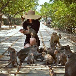 Tour du lịch Nha Trang Suối Hoa Lan - Đảo Khỉ