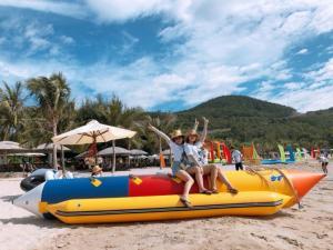 Tour du lịch Nha Trang: Diamond Bay - Vinpearl Land