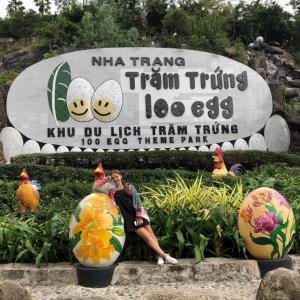 Tour du lịch Nha Trang Vinpeal Land - Khu Du Lịch Trăm Trứng
