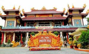 Tour du lịch Vũng Tàu: Minh Đạm - Long Hải