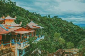 Phong cảnh tuyệt đẹp ở Suối Đổ Nha Trang