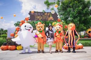 Halloween Sài Gòn nên đi chơi ở đâu?