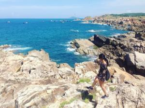 Khám phá nét đẹp xao lòng của Vịnh Xuân Đài Phú Yên
