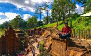 Những bật mí thú vị về đường hầm đất sét ở Đà Lạt