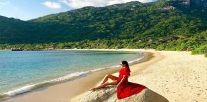 Tận hưởng chốn tĩnh lặng mang tên vịnh Ninh Vân Nha Trang