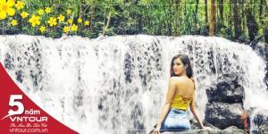 Tour du lịch Phú Quốc Tết Âm Lịch 2019: Hoang Sơ Suối Tranh