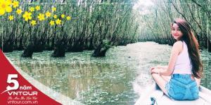 Tour Du Lịch Đảo Bà Lụa Rừng Tràm Trà Sư Tết Nguyên Đán 2019