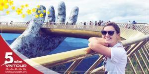 Tour du lịch Đà Nẵng Tết Âm Lịch 2019: Cù Lao Chàm - Bà Nà Hills