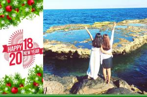 Tour du lịch Ninh Chữ Tết Tây 2020: Vĩnh Hy Đảo Bình Hưng
