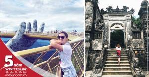 Tour du lịch Đà Nẵng 4 ngày 4 đêm: Hội An - Huế - Động Phong Nha