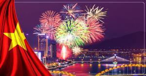 Tour du lịch Đà Nẵng lễ 30/4 năm 2019 Xem Bắn Pháo Hoa Quốc Tế 2019