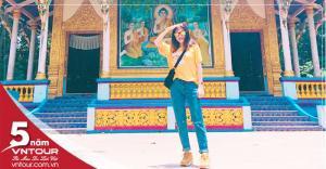 Tour du lịch miền tây 3 ngày 3 đêm: Cà Mau - Bạc Liêu - Sóc Trăng - Cần Thơ