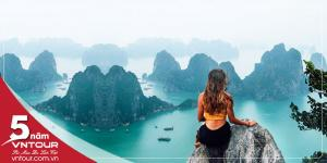 Tour du lịch Hà Nội 4 ngày 3 đêm:  Bái Đính - Tràng An - Hạ Long - Yên Tử