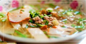 Hoành thánh Tàu Cao món ăn đặt biệt đã có từ lâu đời tại Đà Lạt