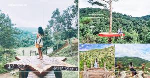 Nét đẹp thần tiên ở Hoa Sơn Điền Trang - Đà Lạt