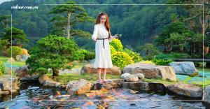 Que Garden Đà Lạt - điểm du lịch mới toanh tại Đà Lạt