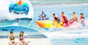 Bãi Tranh - Điểm đến hoàn hảo cho du khách tại Nha Trang