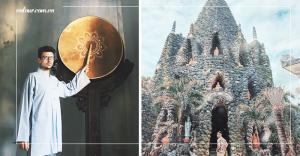 Ghé thăm ngôi chùa độc đáo làm từ vỏ ốc ở Nha Trang - Chùa Từ Vân