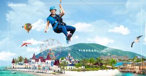 Khu du lịch Vinpearl Land thiên đường của những thiên đường giải trí
