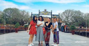 Ghé thăm Đại Nội Huế - Di tích cung đình còn nguyên vẹn nhất ở Việt Nam