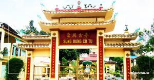 Ghé thăm Sùng Hưng Cổ Tự ngôi chùa cổ nhất Phú Quốc