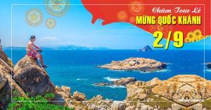 Tour du lịch Đảo Bình Ba Lễ Quốc Khánh 2/9/2020