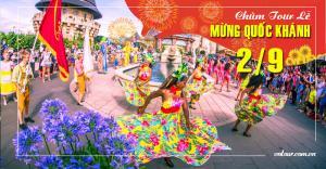 Tour du lịch Đà Nẵng Huế lễ Quốc Khánh 2/9/2020