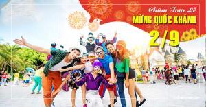 Tour du lịch Nha Trang lễ Quốc Khánh 2/9/2020