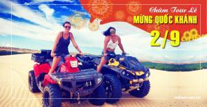 Tour du lịch Phan Thiết Mũi Né lễ Quốc Khánh 2/9/2020