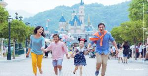 Tour du lịch Hongkong - Disneyland - Thẩm Quyến 5 ngày 4 đêm