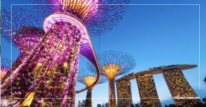 Tour du lịch thưởng ngoạn Singapore - Malaysia 6 ngày 5 đêm