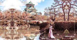 Tour du lịch Tokyo - Hakone - Kyoto - Osaka 6 ngày 5 đêm