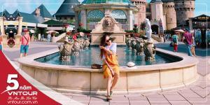 Tour du lịch Đà Nẵng Huế 4 ngày 3 đêm