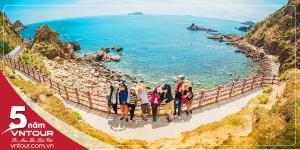 Tour du lịch Quy Nhơn Phú Yên Tết 2020