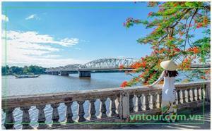 Tour Đà Nẵng Huế 3 ngày 2 đêm khách sạn 5 sao