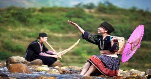 Chợ tình sapa- nét văn hóa độc đáo của người dân tộc Tây Bắc
