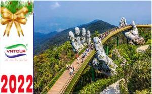 Tour du lịch Đà Nẵng Tết Dương Lịch 2022