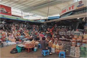 Một ngày lang thang chợ Cồn Đà Nẵng của cô gái mê ăn uống