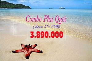 Combo du lịch Phú Quốc giá rẻ