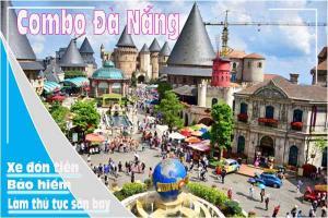 Combo du lịch Đà Nẵng khởi hành từ Thành Phố Hồ Chí Minh