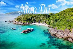 Tour du lịch đảo Nam Du 3 ngày 3 đêm giá rẻ