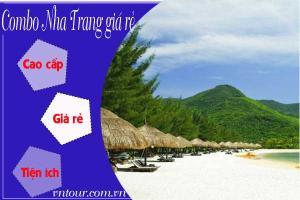 Combo du lịch Hà Nôi Nha Trang 3 ngày 2 đêm